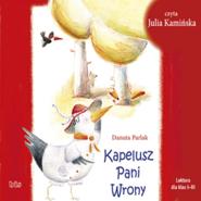 okładka Kapelusz Pani Wrony, Audiobook | Parlak Danuta