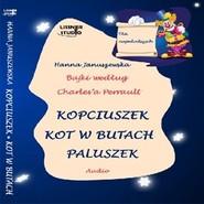okładka Kopciuszek, Audiobook | Hanna  Januszewska