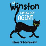 okładka Kot Winston. Mruczący agent, Audiobook | Scheunemann Frauke