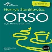 okładka Orso, Audiobook | Henryk Sienkiewicz