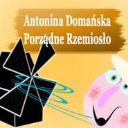okładka Porządne rzemiosło, Audiobook | Antonina Domańska