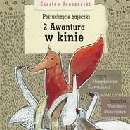 okładka Posłuchajcie bajeczki: Awantura w kinie, Audiobook   Czesław Janczarski