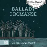 okładka Ballady i romanse-opracowanie lektury, Audiobook | Adam Mickiewicz