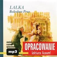 okładka Bolesław Prus Lalka-opracowanie, Audiobook | I. Kordela Andrzej
