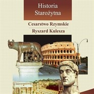 okładka Cesarstwo rzymskie, Audiobook | Kulesza Ryszard