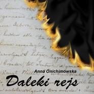 okładka Daleki rejs, Audiobook | Anna Onichimowska