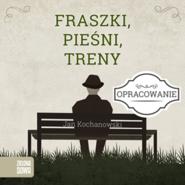 okładka Fraszki. Pieśni. Treny-opracowanie lektury, Audiobook | Jan Kochanowski