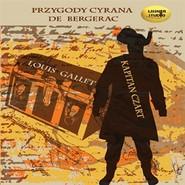 okładka Kapitan Czart.Przygody Cyrana de Bergerac, Audiobook |