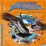 okładka Przygody Jonatana, Audiobook | Schoolland Ken