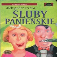 okładka Śluby Panieńskie, Audiobook | Aleksander Fredro