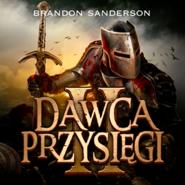 okładka Dawca przysięgi II, Audiobook | Brandon Sanderson