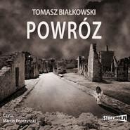 okładka Powróz, Audiobook   Tomasz  Białkowski