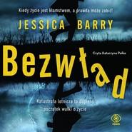 okładka Bezwład (audio MP3), Audiobook   Jessica Barry