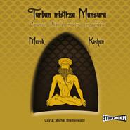 okładka Turban mistrza Mansura, Audiobook | Marek Kochan