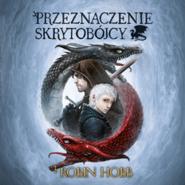 okładka Przeznaczenie Skrytobójcy, Audiobook   Hobb Robin
