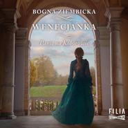 okładka Wenecjanka, Audiobook | Bogna Ziembicka