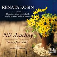 okładka Siostry Jutrzenki. Tom 1. Nić Arachny, Audiobook | Renata Kosin