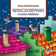 okładka Wieczorynki z kotem Miśkiem, Audiobook   Anna Onichimowska