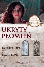 okładka UKRYTY PŁOMIEŃ, Audiobook | Janette Oke, Davis Bunn