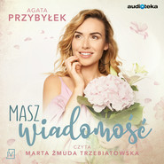okładka Masz wiadomość, Audiobook | Agata Przybyłek