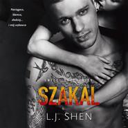 okładka Szakal, Audiobook | L.J. Shen