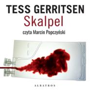 okładka Skalpel, Audiobook | Tess Gerritsen
