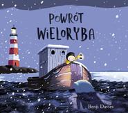 okładka Powrót wieloryba, Książka | Davies Benji