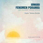 okładka Fenomen poranka, Audiobook | Hal Elrod