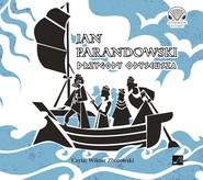 okładka Przygody Odyseusza, Audiobook | Jan Parandowski