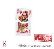 okładka Miłość w czasach zarazy, Audiobook | Gabriel Garcia Marquez