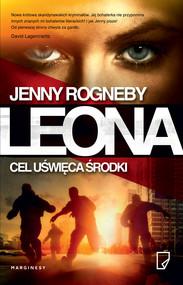 okładka Leona Cel uświęca środki, Ebook | Jenny Rogneby