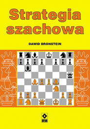 okładka Strategia szachowa, Ebook | Dawid Bronstein