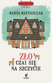 okładka Kryminał pod psem (#4). Zło czai się na szczycie, Ebook   Marta Matyszczak