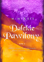 okładka Dalekie Pawilony. Tom 2, Ebook | Mary Margaret Kaye
