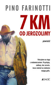 okładka 7 km od Jerozolimy, Ebook | Pino Farinotti