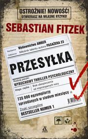 okładka Przesyłka, Ebook | Sebastian Fitzek