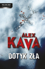 okładka Dotyk zła, Ebook | Alex Kava