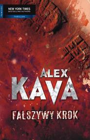okładka Fałszywy krok, Ebook | Alex Kava