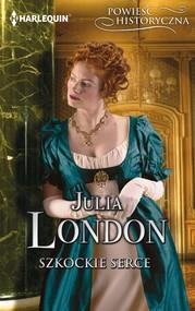 okładka Szkockie serce, Ebook | Julia London
