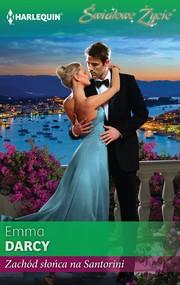 okładka Zachód słońca na Santorini, Ebook | Emma Darcy