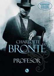 okładka Profesor, Ebook | Charlotte Bronte