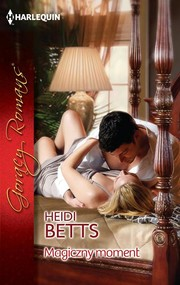 okładka Magiczny moment, Ebook   Heidi Betts