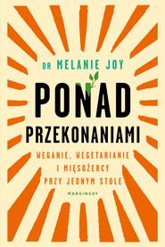 okładka Ponad przekonaniami, Ebook | Melanie Joy