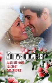 okładka Zimowe opowieści, Ebook | Joan Elliott Pickart, Jessica Hart, Carole Mortimer