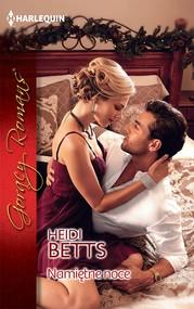 okładka Namiętne noce, Ebook   Heidi Betts