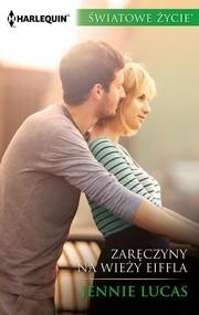 okładka Zaręczyny na wieży Eiffla, Ebook | Jennie Lucas