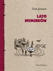 okładka Lato Muminków, Ebook | Tove Jansson