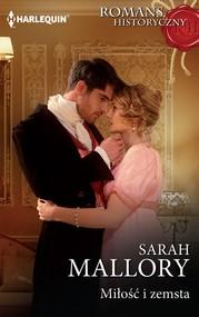 okładka Miłość i zemsta, Ebook | Sarah Mallory