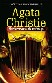 okładka Morderstwo to nic trudnego, Ebook | Agata Christie