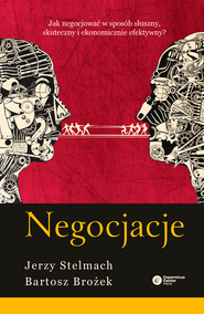 okładka Negocjacje, Ebook | Bartosz Brożek, Jerzy Stelmach